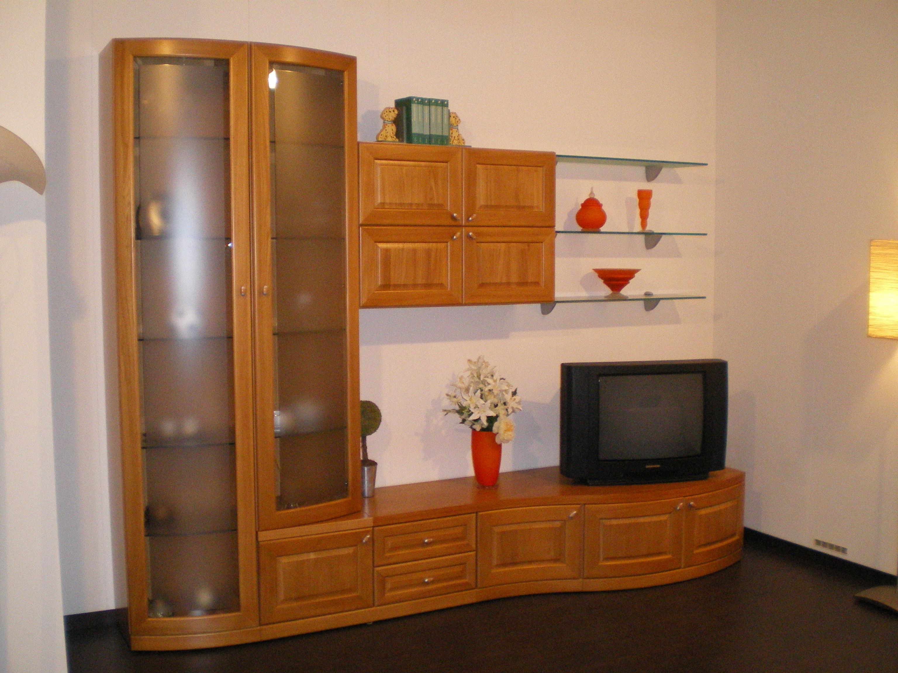 Soggiorno fim california legno componibili classico for Mobili soggiorno prezzi