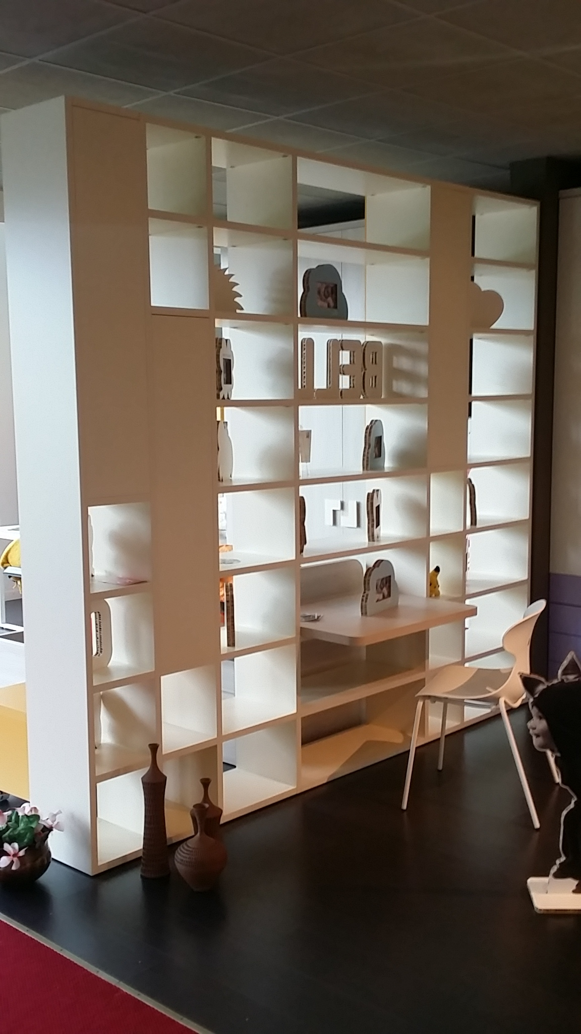 outlet libreria doimo cityline over magnolia soggiorni a