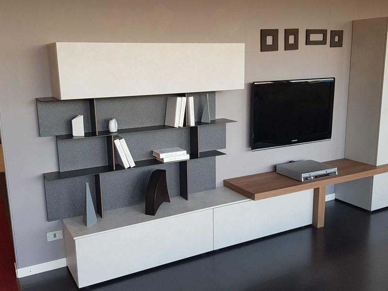 Outlet Soggiorno Tomasella Atlante 2018 in offerta