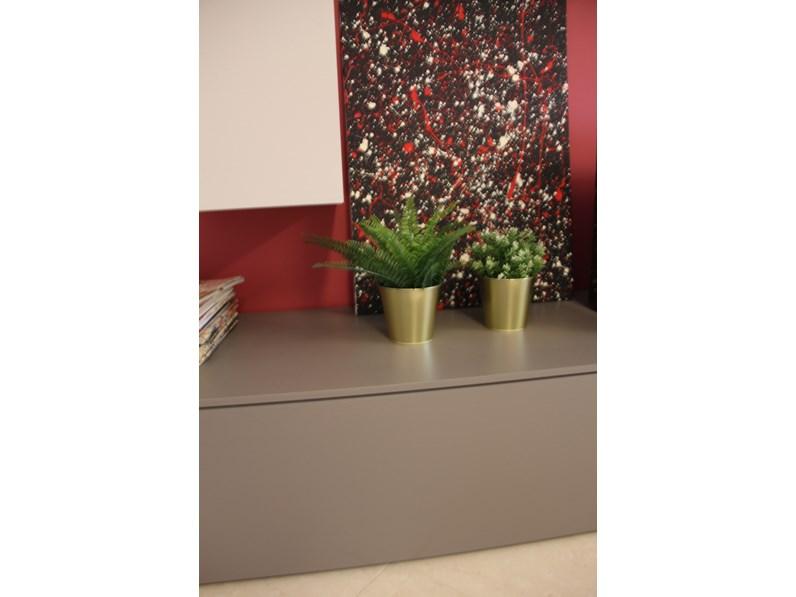 Parete attrezzata atlante tomasella in stile moderno a for Parete attrezzata tomasella prezzi