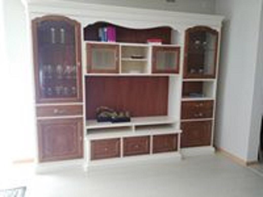 salone bicolore classico : Arredamento Classico Moderno Soggiorno: Mobile soggiorno classico ...