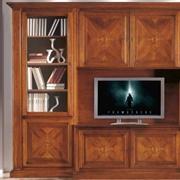 md work srl parete attrezzata con porta tv