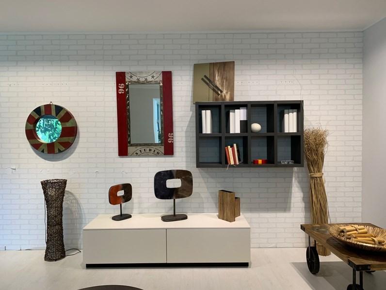 Parete attrezzata liberamente scavolini in stile moderno a for Scavolini pareti attrezzate