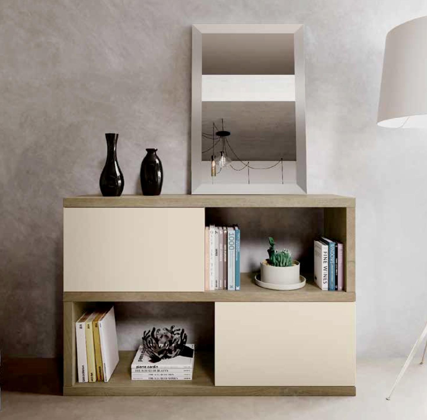 Pensili Per Soggiorno. Plane Bianco Libreria Mensola Da Parete ...