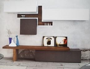 Soggiorni pareti attrezzate scontati in outlet