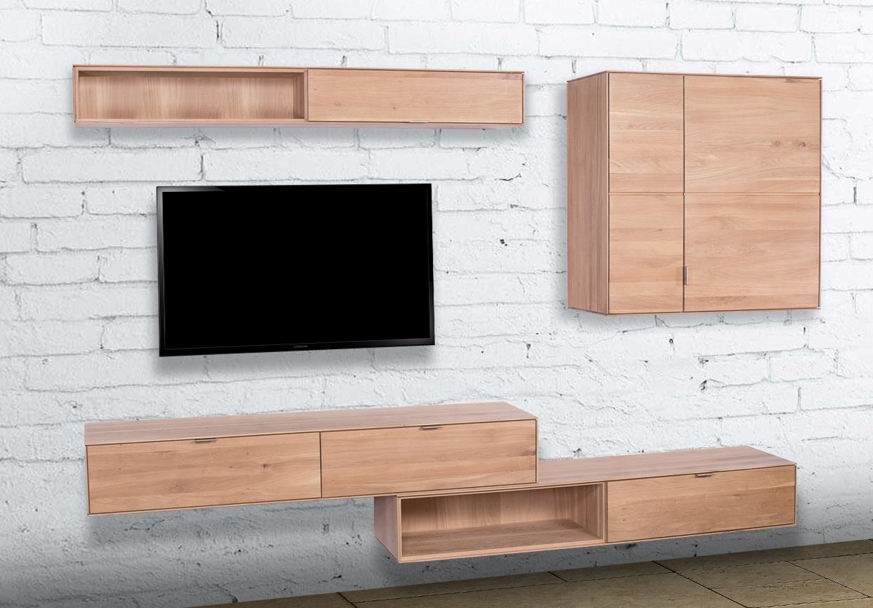 Mobile soggiorno open legno massello sconto 50 for Mobile soggiorno legno