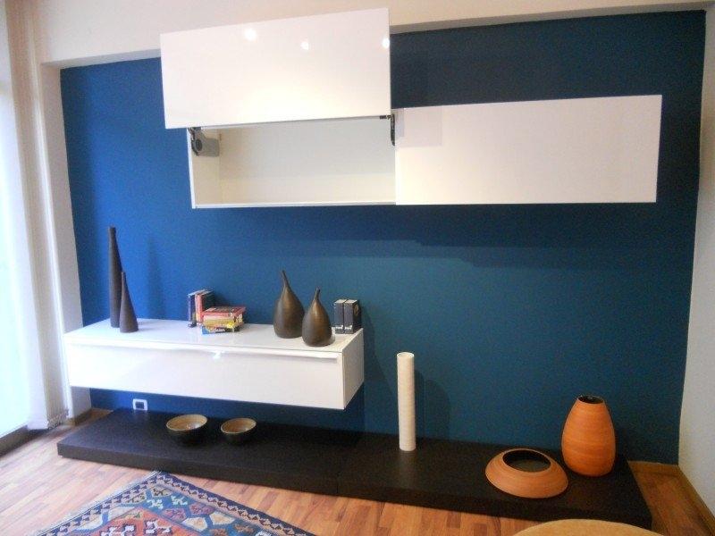 Parete Colorate Moderne ~ Idee D\'interni e Casa Esteriore