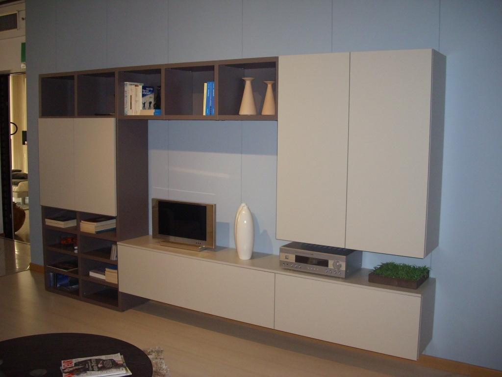Parete soggiorno moderno blog battistella sconto 50 - Parete soggiorno moderno ...