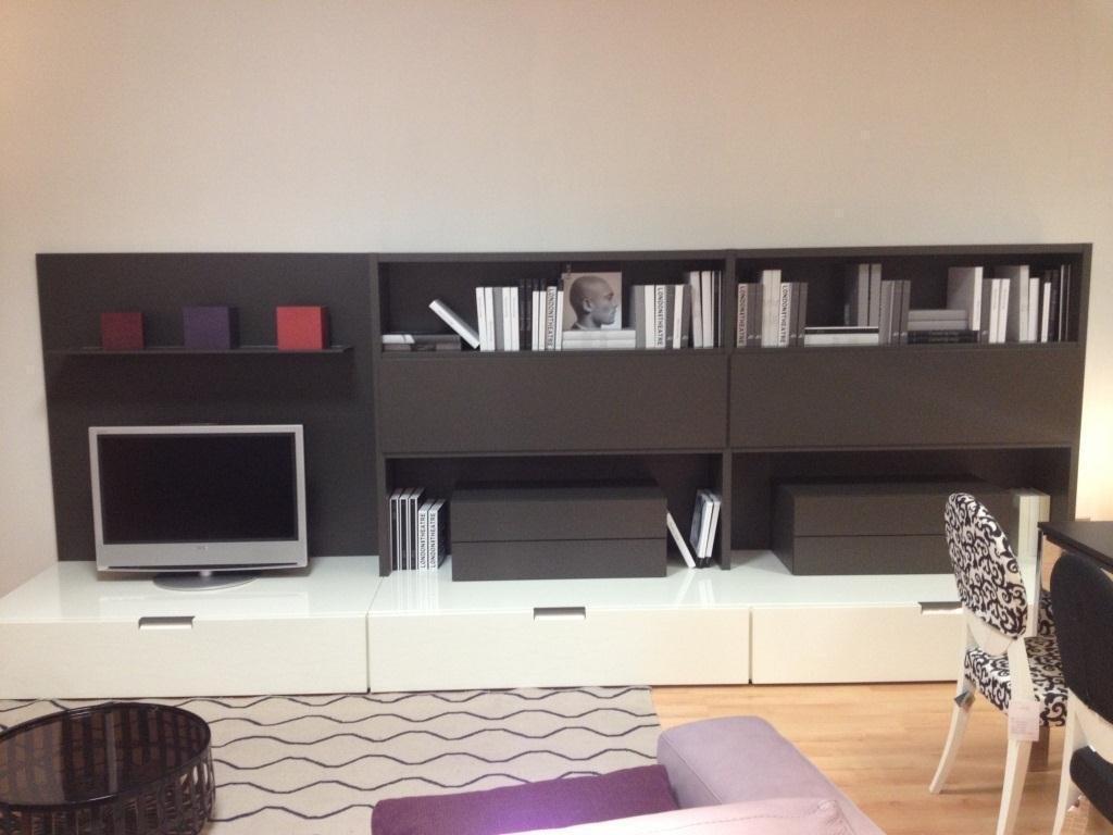 parete soggiorno poliform - Soggiorni a prezzi scontati
