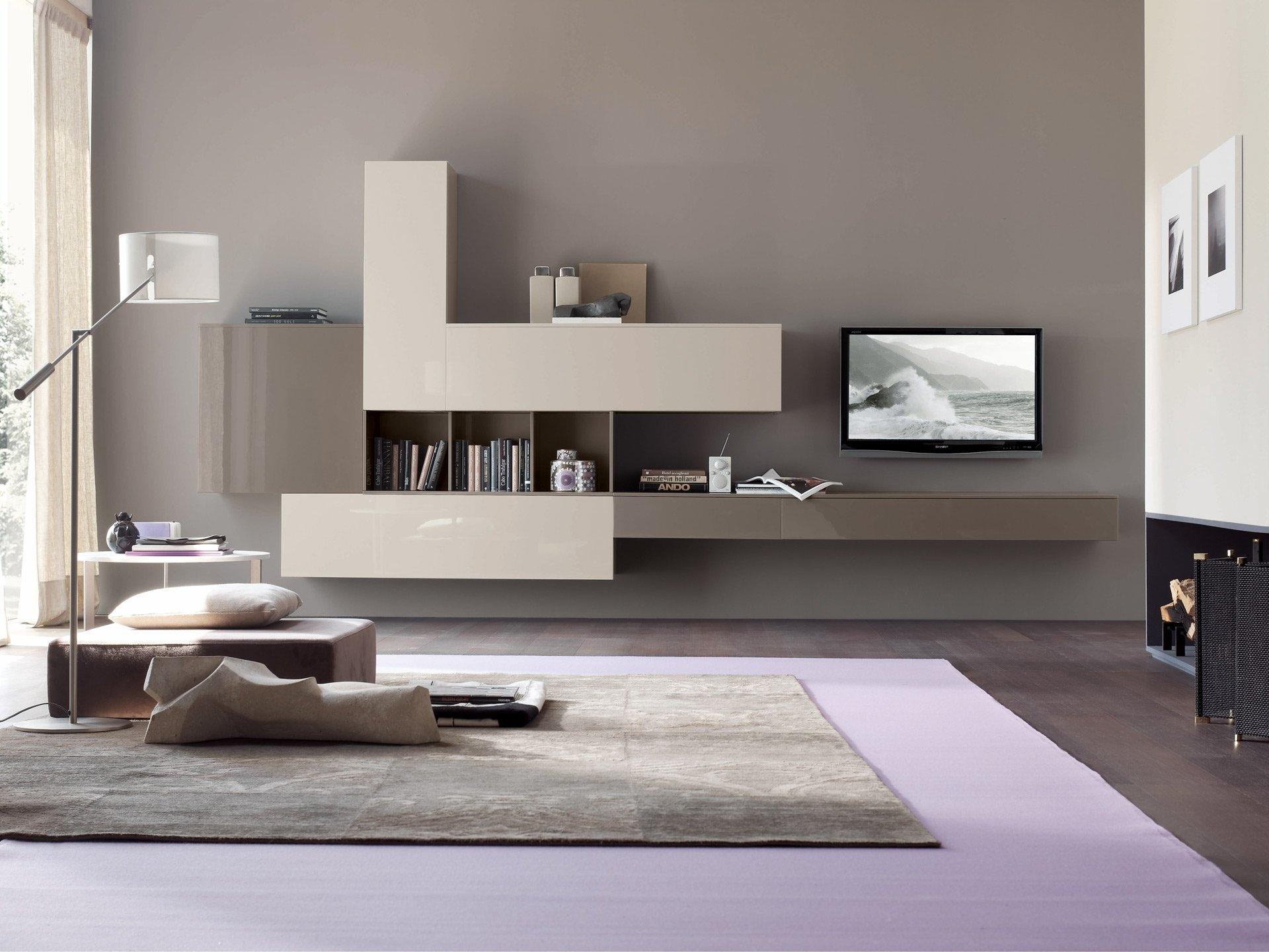 Parete tv atlante scontata 14716 soggiorni a prezzi scontati - Montaggio tv a parete ...