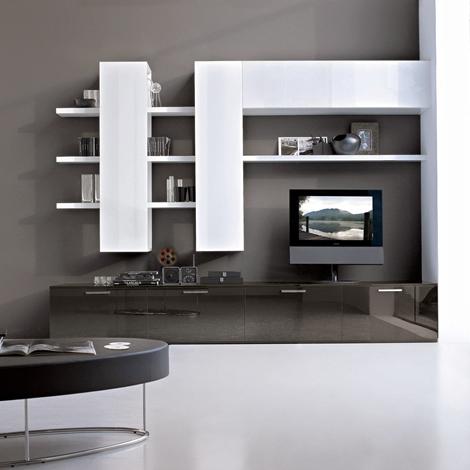 Parete tv atlante scontata soggiorni a prezzi scontati - Montaggio tv a parete ...