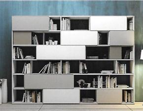 Offerte di soggiorni librerie a prezzi outlet for Offerte librerie moderne