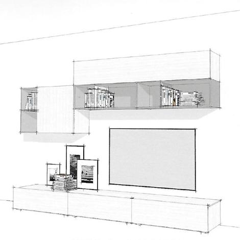 Pareti attrezzate moderne 2 scontata del 26 soggiorni a prezzi scontati - Soggiorni pareti attrezzate moderne ...