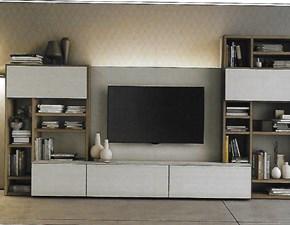 Outlet soggiorni pareti attrezzate sconti fino al 70 - Soggiorni pareti attrezzate moderne ...