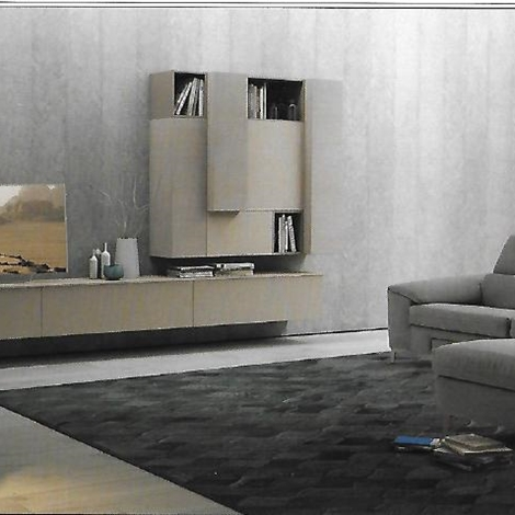 Immagini pareti attrezzate contemporanee