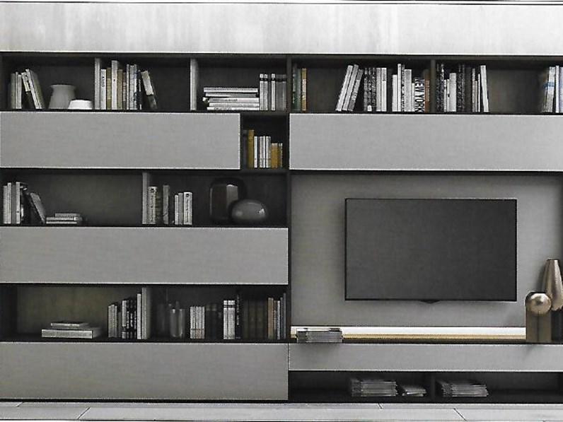 Pareti attrezzate moderne sospese affordable design for Pareti moderne