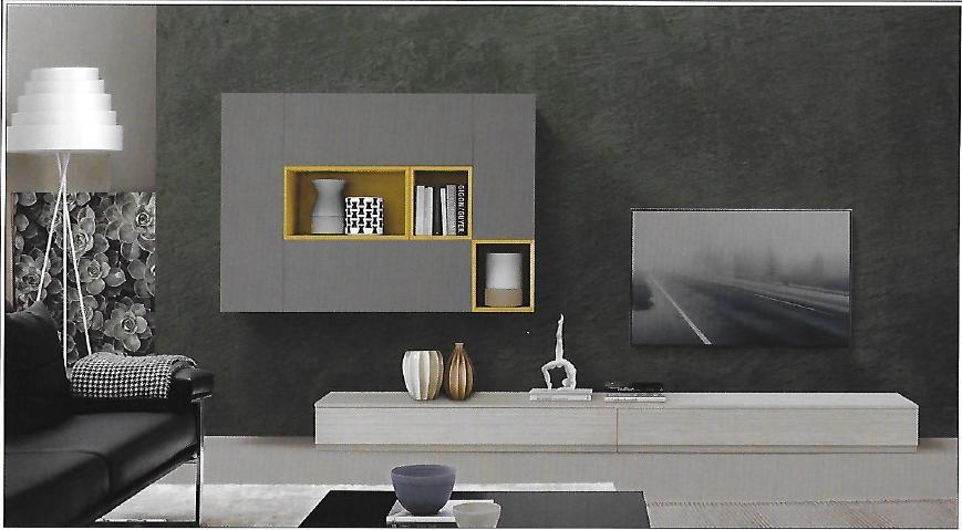 pareti attrezzate moderne scontata del 23 soggiorni a