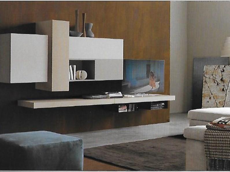 Pareti attrezzate moderne scontata del 24 for Mobili pareti attrezzate moderne