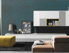 Prezzi pareti attrezzate - Soggiorni pareti attrezzate moderne ...