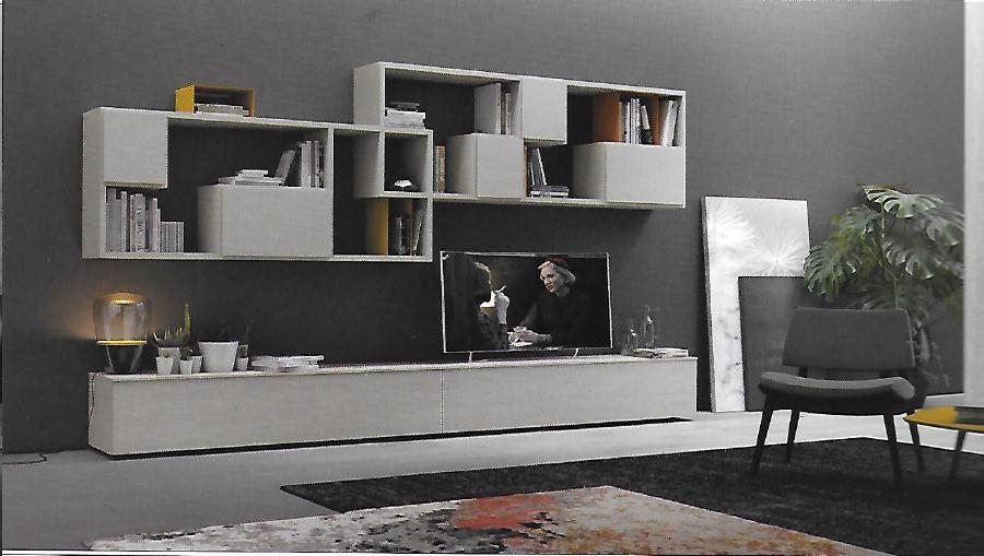 Pareti attrezzate moderne scontata del 31 soggiorni a for Soggiorni pareti attrezzate moderne