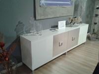 Credenza Moderna Laccata : Madia moderna design laccato opaco bianco a cesano maderno