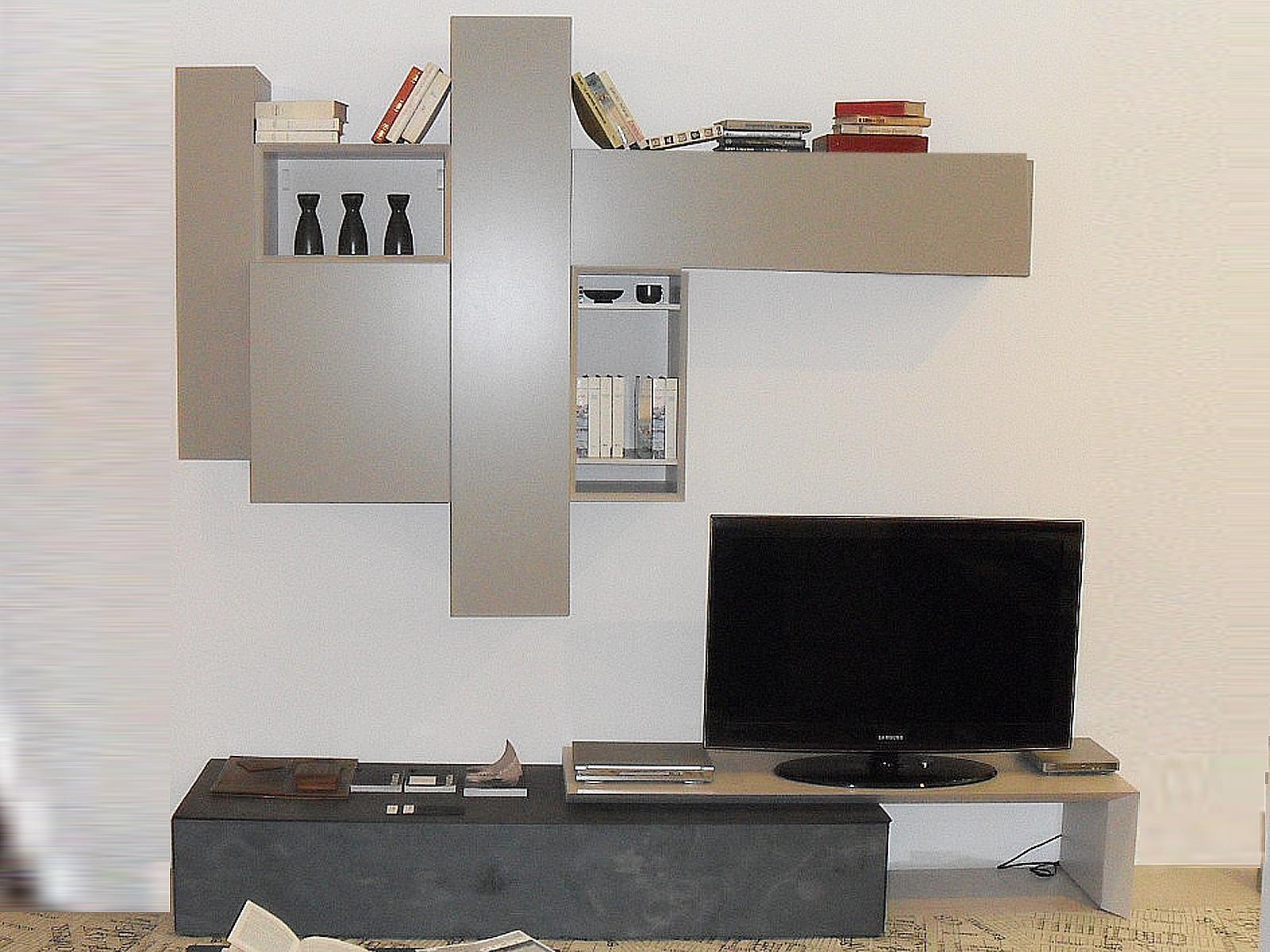 Pianca soggiorno living soggiorni a prezzi scontati for Pianca muebles