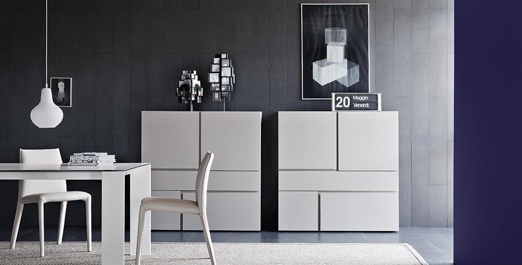 Madia Soggiorno Moderno : Pianca soggiorno madia quadra soggiorni a prezzi scontati
