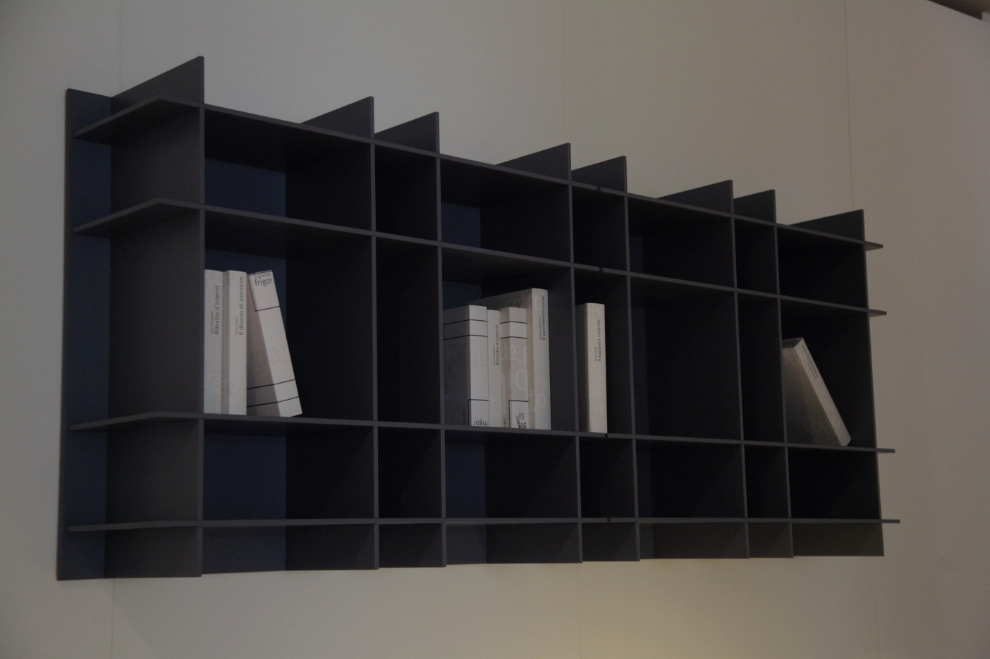 Poliform librerie Sketch