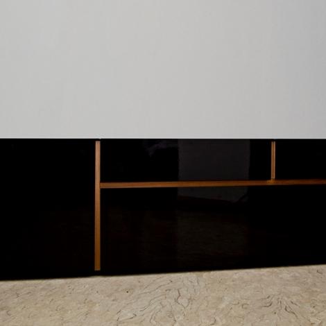 Poliform Free Laccato Lucido Madie Design - Soggiorni a prezzi ...
