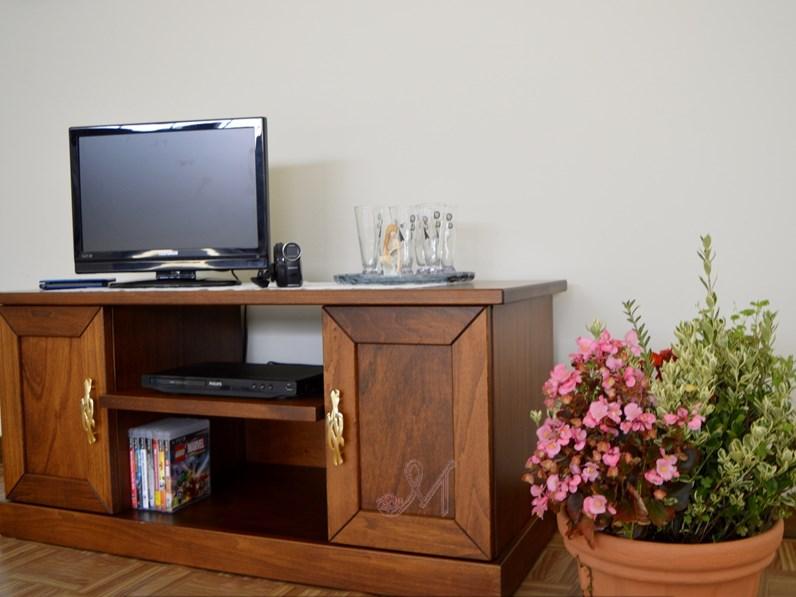Porta Tv In Stile Classico.Porta Tv Art 102 Porta Tv Mirandola In Stile Classico A Prezzo