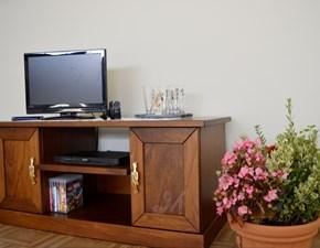 Porta tv Art. 102-porta tv Mirandola in stile classico a prezzo ribassato