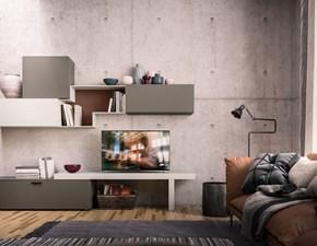 Porta tv Artigianale in laminato opaco a prezzo scontato