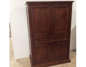 Porta tv Artigianale in legno Porta tv a prezzo Outlet