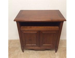 Porta tv Artigianale in legno Porta tv in Offerta Outlet