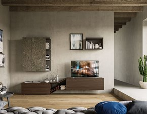 Porta tv Artigianale Light day 06 mottes mobili PREZZI OUTLET
