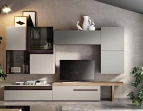 Porta tv Artigianale Mottes mobili abaco 02 SCONTO 40%