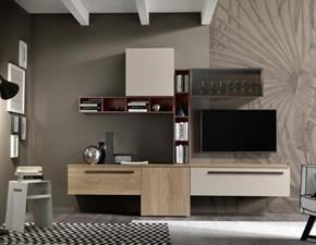 Porta tv Artigianale Mottes mobili abaco 16 PREZZI OUTLET