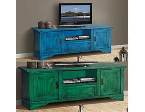 Porta tv Cucine store in legno Porta tv in Offerta Outlet