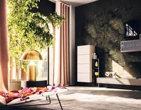 Porta tv Day 3  di San michele in stile moderno a prezzo ribassato