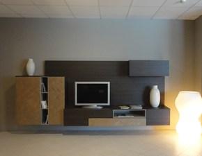 Porta tv Dekor Novamobili in stile design a prezzo scontato
