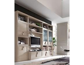 Porta tv Fasolin in legno in Offerta Outlet