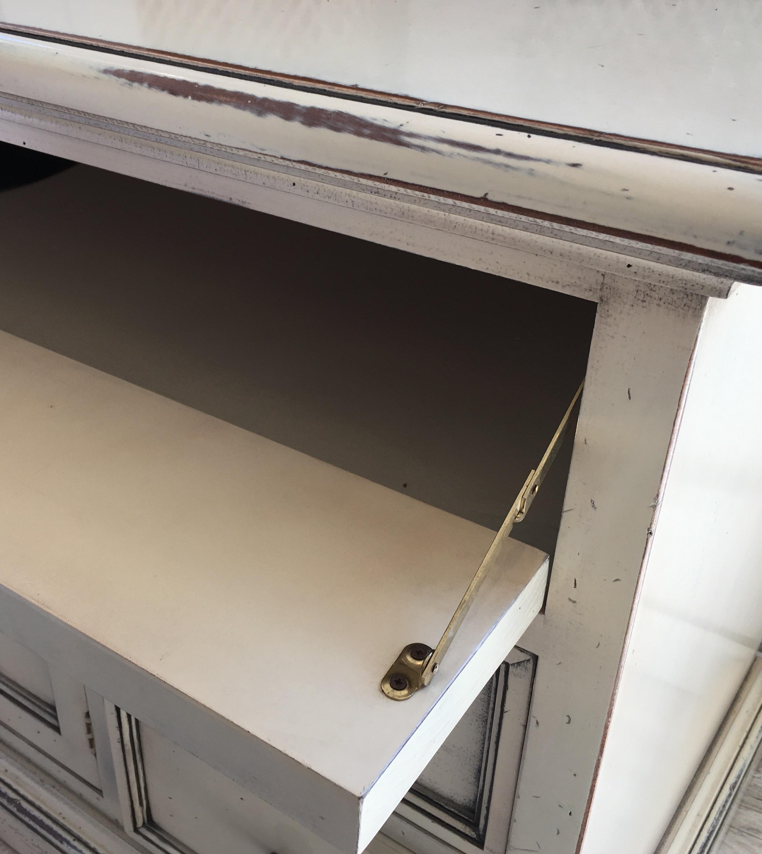 Soggiorno porta tv laccato scontato del 42 soggiorni - Porte colore avorio ...