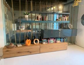 Porta tv Lago in legno Air storage tv lago a prezzo scontato