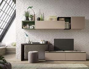 Porta tv Light day 12 mottes mobili Artigianale OFFERTA OUTLET
