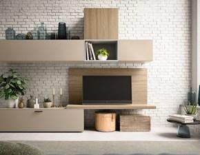 Porta tv Light day 15 mottes mobili Artigianale in stile moderno a prezzo scontato