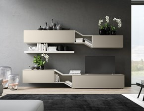 Porta tv Light day 18 mottes mobili Artigianale in stile moderno a prezzo ribassato