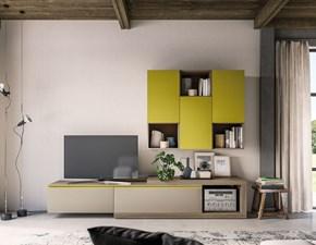 Porta tv Light day 21 mottes mobili Artigianale in stile moderno a prezzo scontato