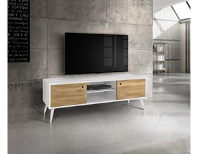 Porta tv Mdt tv15 Md work in legno in Offerta Outlet