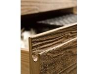 Porta tv Mobile porta tv in legno massello mottes mobili Artigianale ...