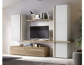 Porta tv Mottes mobili abaco 01 Artigianale OFFERTA OUTLET